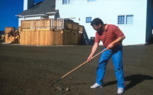 Turfgrass sod installation (13)